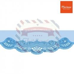 Fustella metallica Marianne Design Creatables Petra's beautiful border