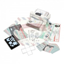 Sizzix Big Shot Plus A4 con Starter Kit