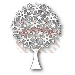 Fustella metallica Memory Box Celestina Tree