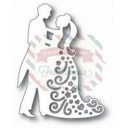 Fustella metallica Tutti Designs Dancing Couple