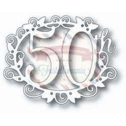 Fustella metallica Tutti Designs 50th