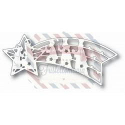 Fustella metallica Tutti Designs Nativity Shooting Star