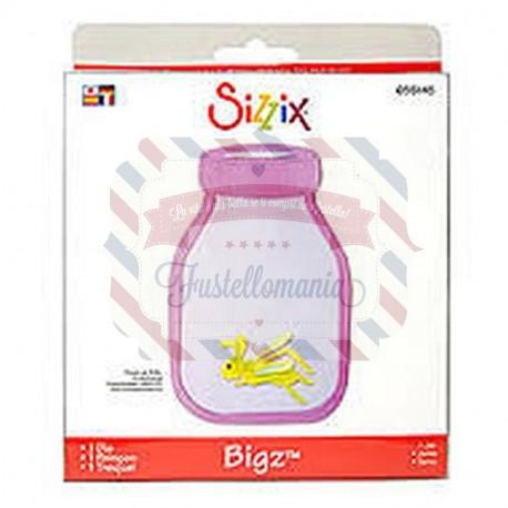 Fustella Sizzix Bigz Jar