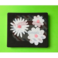 Fustella Sizzix originals Flower Layers 3