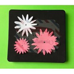 Fustella Sizzix Bigz Flower Layers 7