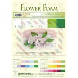 Fommy Leane Creatief 0,8 mm in fogli A4 6 pezzi colori sfumati Bianco Verde