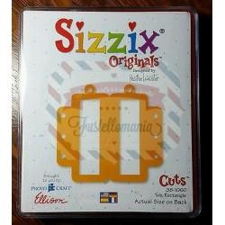 Fustella Sizzix Bigz Tab rettangolo