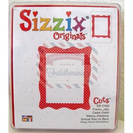 Fustella Sizzix Bigz Cornice Jelly