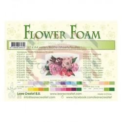 Fommy Leane Creatief per fiori 0,8 mm in fogli A4 10 pezzi colore Verde Moss