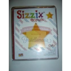 Fustella Sizzix Originals Stella 2