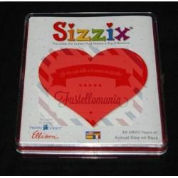 Fustella Sizzix Originals Cuore 1