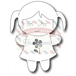 Fustella metallica Doll