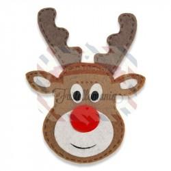 Fustella Sizzix Bigz Reindeer 4