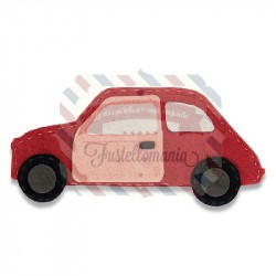 Fustella Sizzix Bigz Retro Car