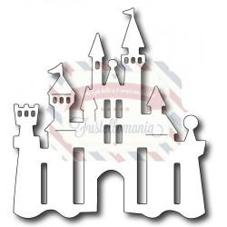 Fustella metallica Castello della Principessa
