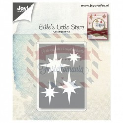 Fustella metallica Joy! Crafts Bille's little stars