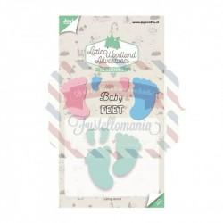 Fustella metallica Joy! Crafts Baby feet
