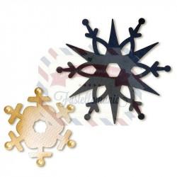 Fustella Sizzix Bigz Snowflakes 3