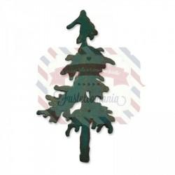 Fustella Sizzix Bigz Pine tree