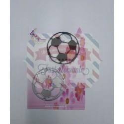 Fustella metallica Pallone da calcio grande