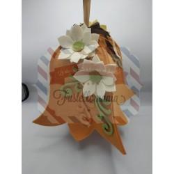 Fustella A4 Campana e fiore