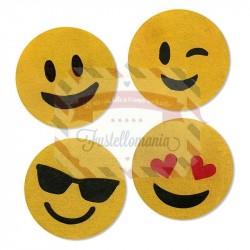Fustella Sizzix Bigz Emojis