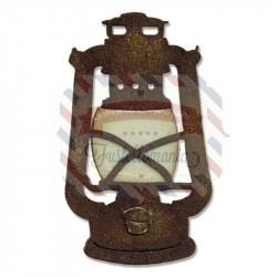 Fustella Sizzix Bigz Rustic Lantern