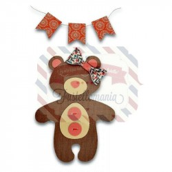 Fustella Sizzix Bigz L Bear