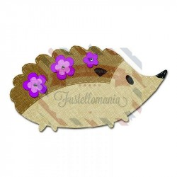 Fustella Sizzix Bigz Hedgehog 2
