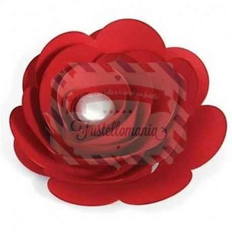 Fustella Sizzix Bigz PRO Fiore 3D