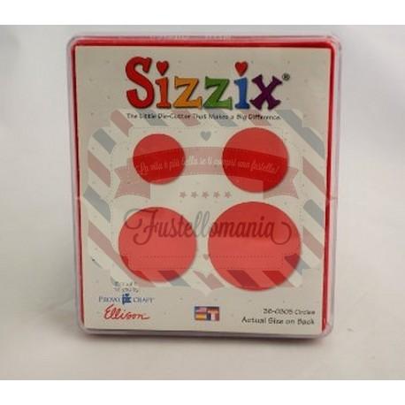 Fustella Sizzix Bigz Cerchi