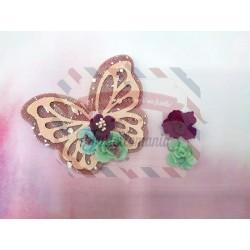 Fustella L Farfalle