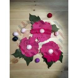 Fustella XL Bouquet di fiori