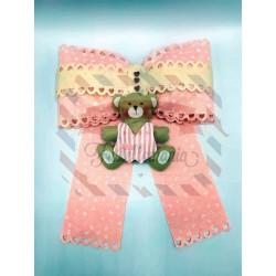 Fustella XL Striscia decorativa con cuori