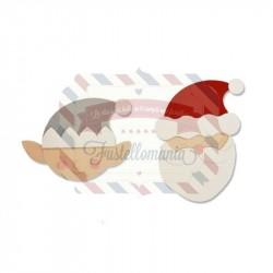 Fustella Sizzix Bigz Santa & Elf