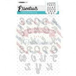 Fustella metallica Studio Light cut Essentials nr.234