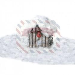 Fiocchi di neve artificiale