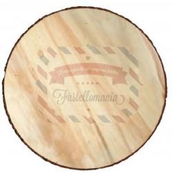 Disco in legno diametro a scelta