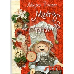 Libro idee per creare Merry Christmas