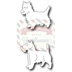 Fustella metallica doppio Terrier