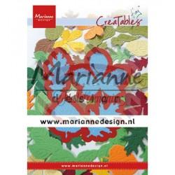 Fustella metallica Marianne Design Creatables Tiny's Leaves