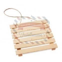 Pallet in legno 12 cm