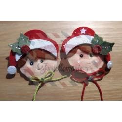 Fustella M Bimbi di Natale