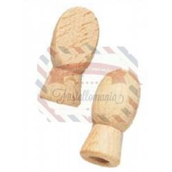 Mani di legno 12X24 mm coppia