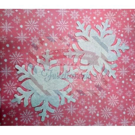 Fustella M Cristallo di ghiaccio