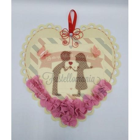 Fustellato Innamorati San Valentino