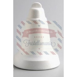 Campana di polistirolo 16 cm
