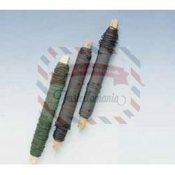 Filo di ferro 0,65 mm 100 gr colore verde