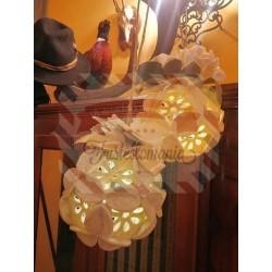 Fustella M Palla di fiori 3D