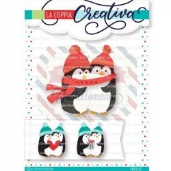 Fustella metallica Pinguini